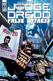 Judge Dredd: False Witness no. 3 (2020 Series)