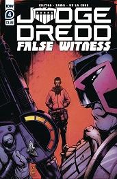 Judge Dredd: False Witness no. 4 (2020 Series)