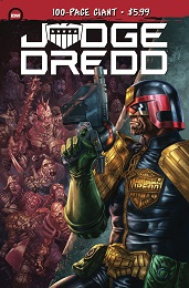 Judge Dredd 100 Page Giant (2020)