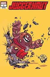 Juggernaut no. 1 (2020 Series) (Young Variant)