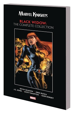 Marvel Knights: Black Widow: The Complete Collection TP (MR)