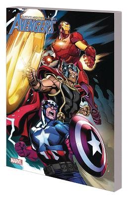Avengers: Volume 1 Final Host TP
