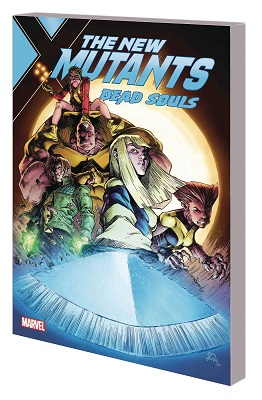 New Mutants: Dead Souls TP