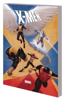 X-Men: Uncanny Origins TP