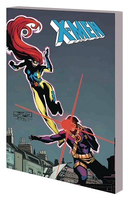 X-Men: Cyclops and Phoenix: Past and Future TP