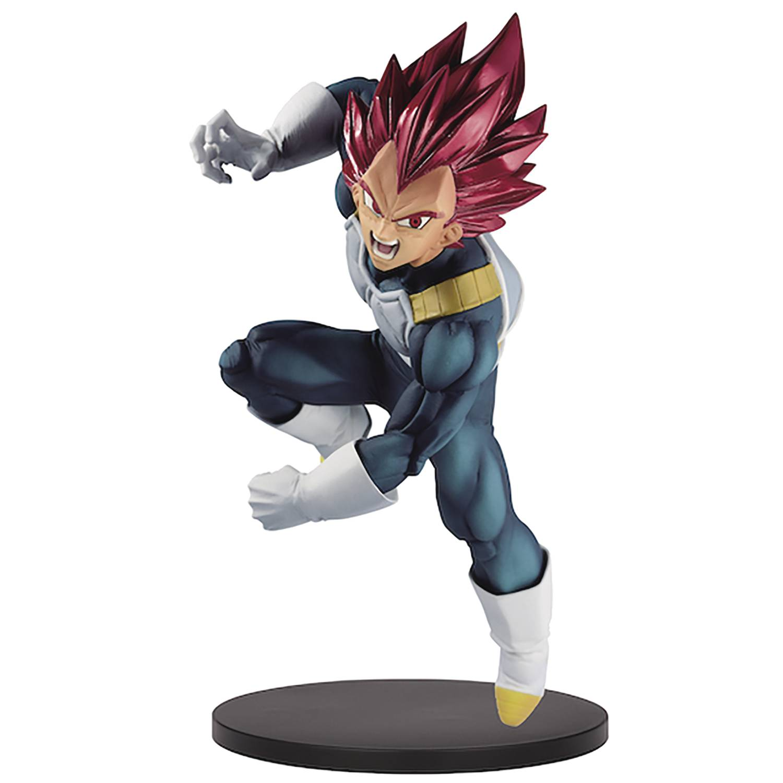 Dragon Ball Super: Blood of Saiyans Super Saiyan God Vegeta PVC Figure