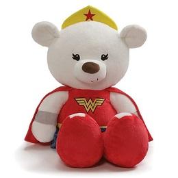 Plushie: Jumbo Fuzzy Wonder Woman