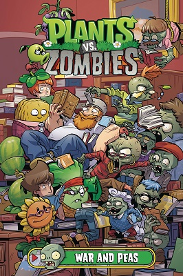 Plants vs Zombies: War and Peas HC (2018 Series)