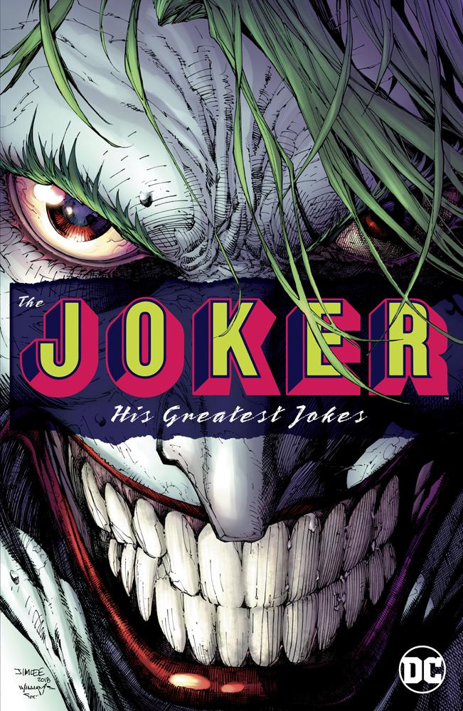 Joker: His Greatest Jokes TP