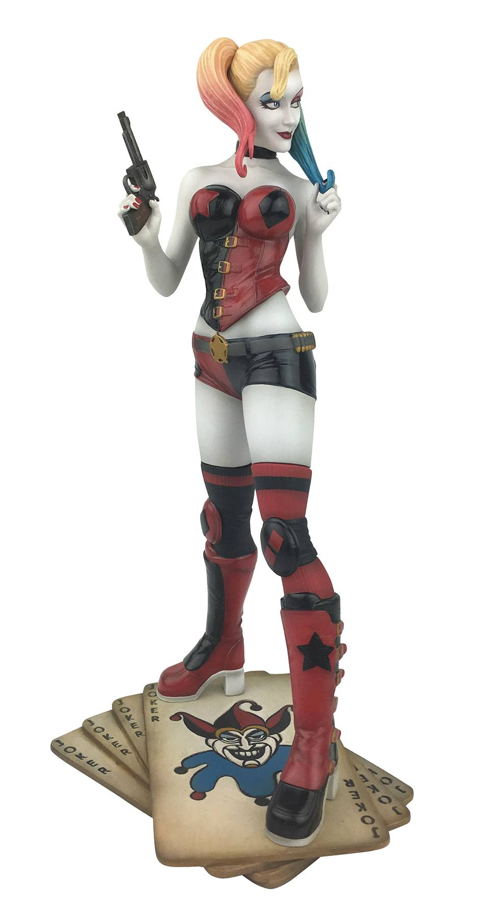 DC Gallery: Harley Quinn Rebirth PVC Statue