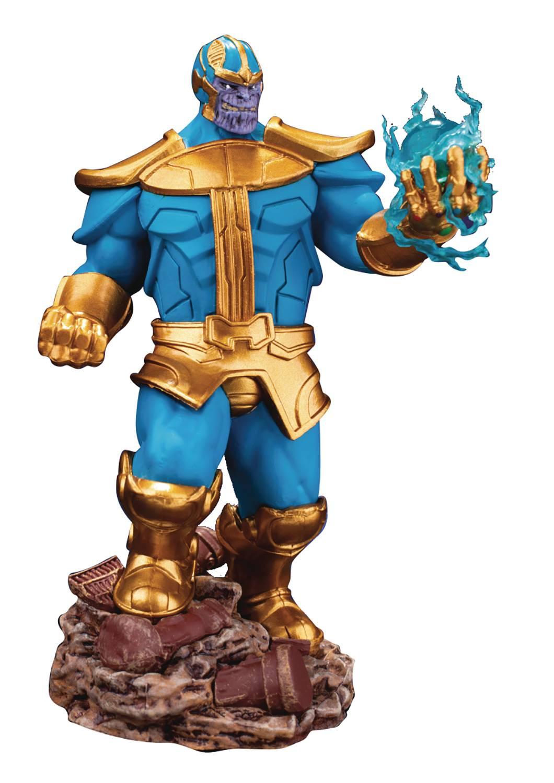 Exquisite Scenes: Infinity War Thanos Figure