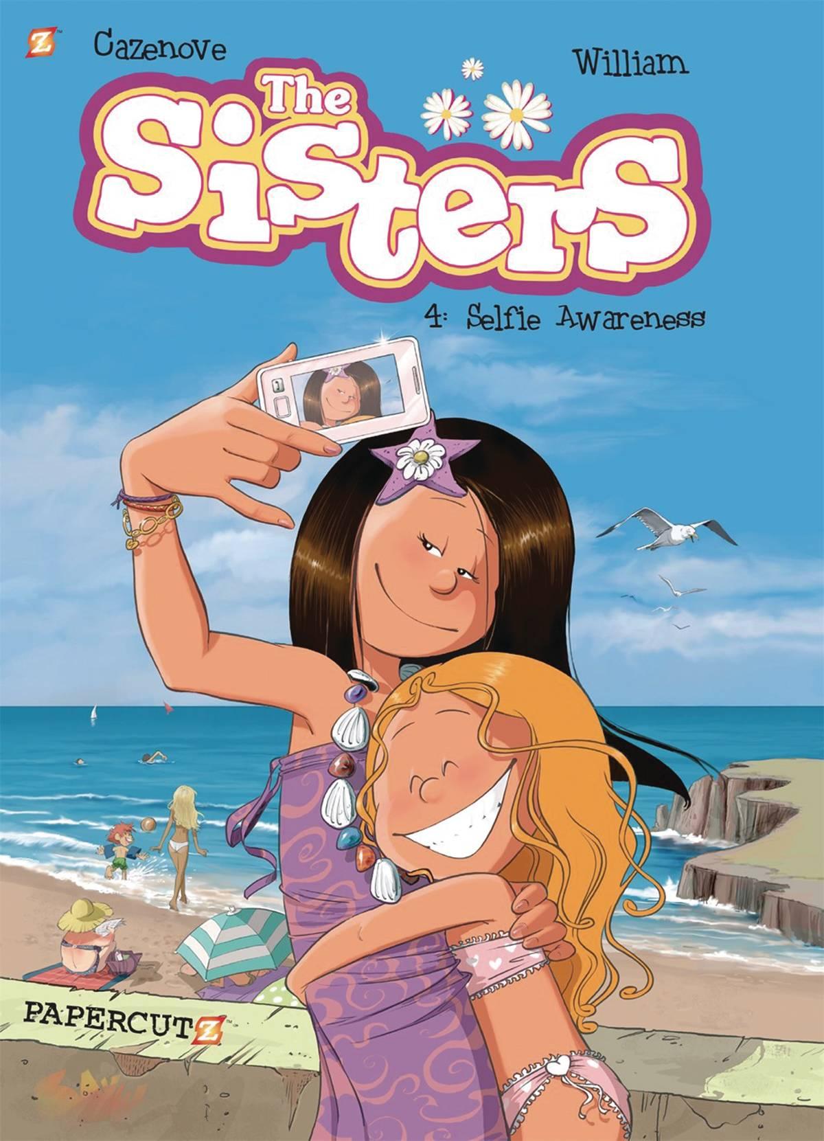 The Sisters Volume 4: Selfie Awareness TP