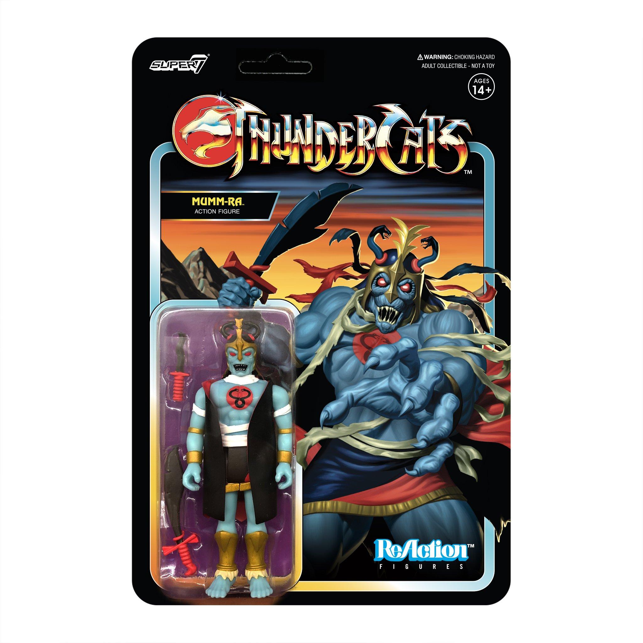 Thundercats: Mumm-Ra Reaction Figure