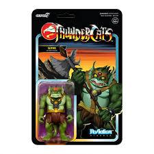 Thundercats: Slithe Reaction Figure