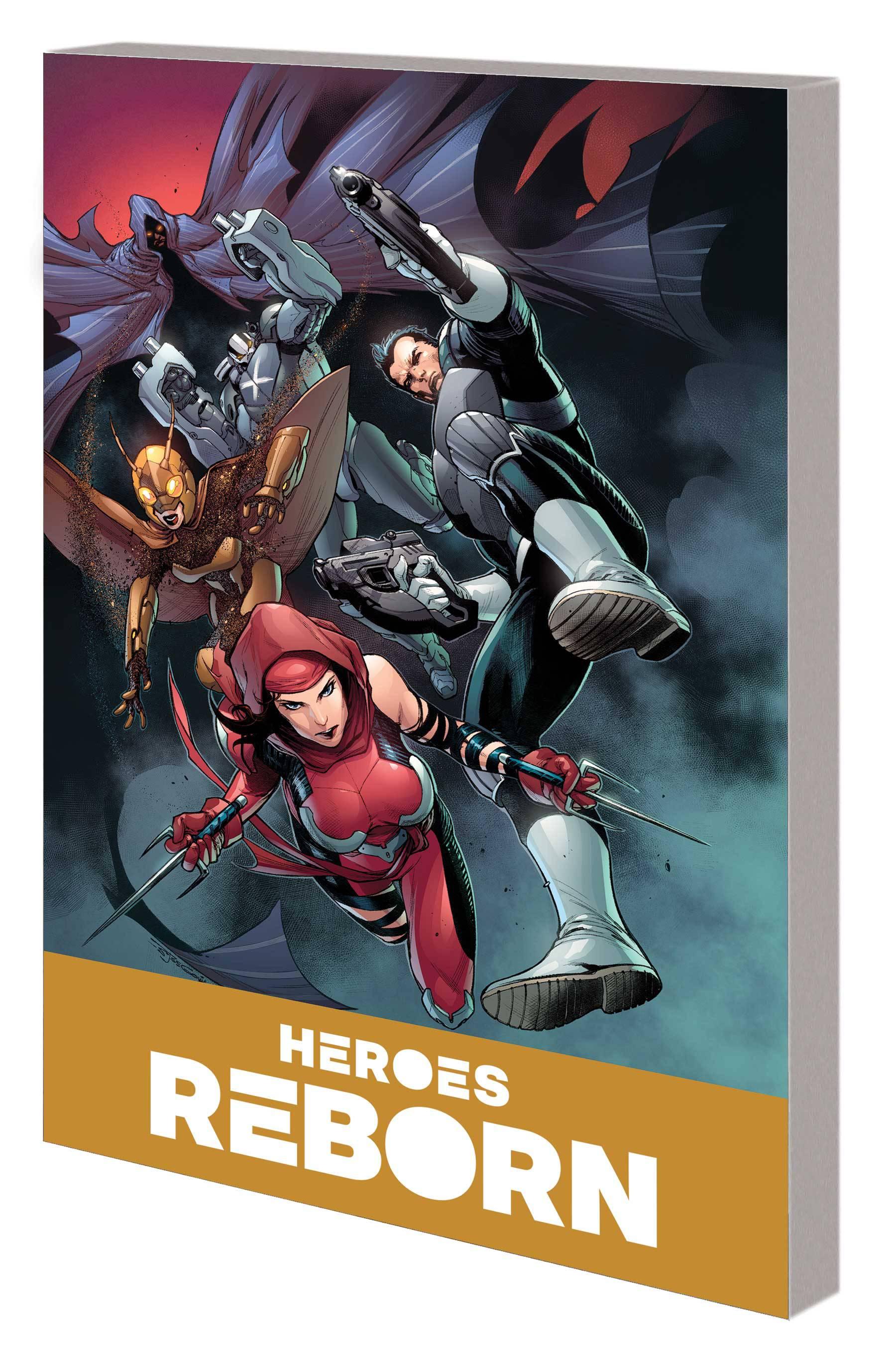 Heroes Reborn Americas Mightiest Heroes Volume 2