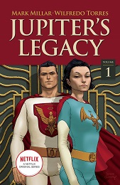 Jupiter's Legacy Volume 1 TP (MR) (Netflix Edition)