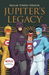 Jupiter's Legacy Volume 2 TP (MR) (Netflix Edition)