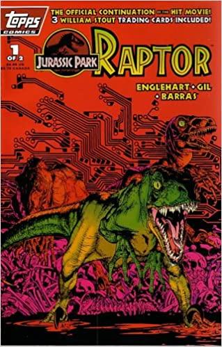 Jurassic Park Raptor (1993) Complete Bundle - Used