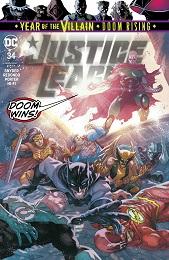 Justice League no. 34 (2018 Series)