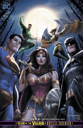 Justice League no. 35 (Variant) (2018 Series)