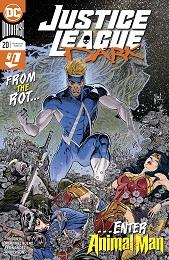 Justice League Dark no. 20 (2018 Series)