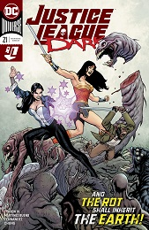 Justice League Dark no. 21 (2018 Series)