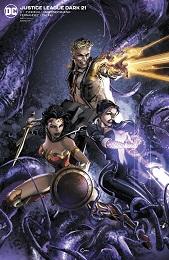 Justice League Dark no. 21 (2018 Series) (Variant)