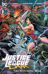 Justice League Dark Volume 3: The Witching War TP