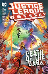 Justice League Odyssey Volume 2: Death of the Dark TP