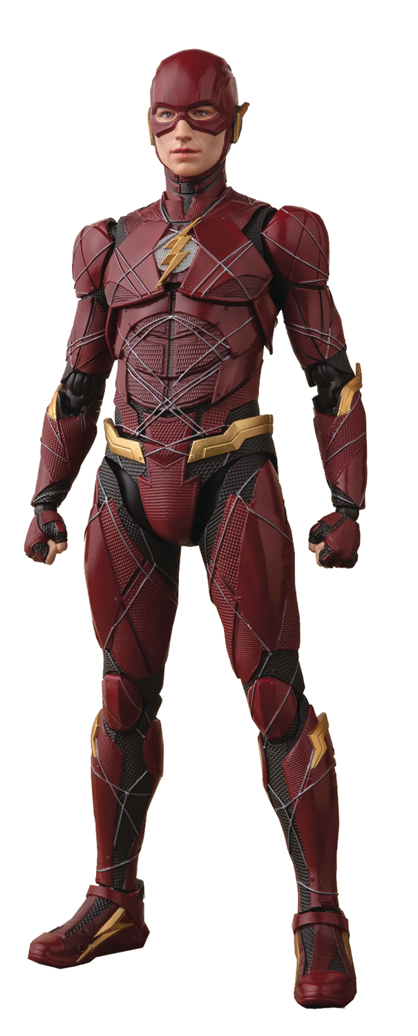 Justice League Movie: Flash Figuarts Statue
