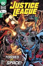 Justice League no. 42 (2018 Series)