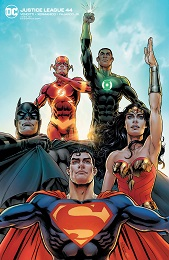 Justice League no. 44 (2018 Series) (Variant)