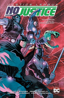 Justice League: No Justice TP