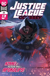 Justice League Odyssey no. 20 (2018 Series)