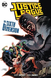 Justice League: The Sixth Dimension Volume 4 TP