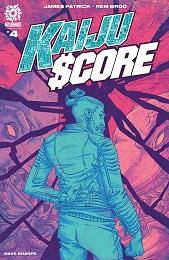 Kaiju Score no. 4 (2020 Series)