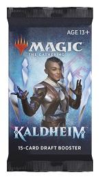 Magic the Gathering: Kaldheim Booster Draft Pack