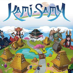 Kami-Sama Board Game