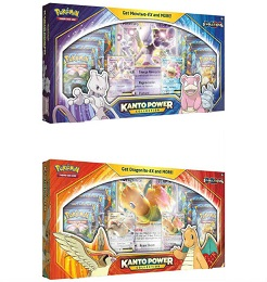 Pokemon TCG: Kanto Power Collection