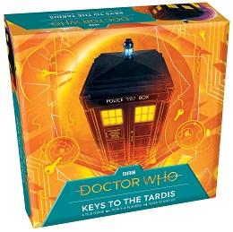 Keys to the Tardis Board Game