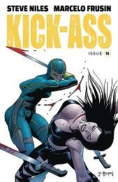 Kick-Ass no. 18 (2018 Series) (MR)