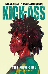 Kick-Ass Volume 3: New Girl TP