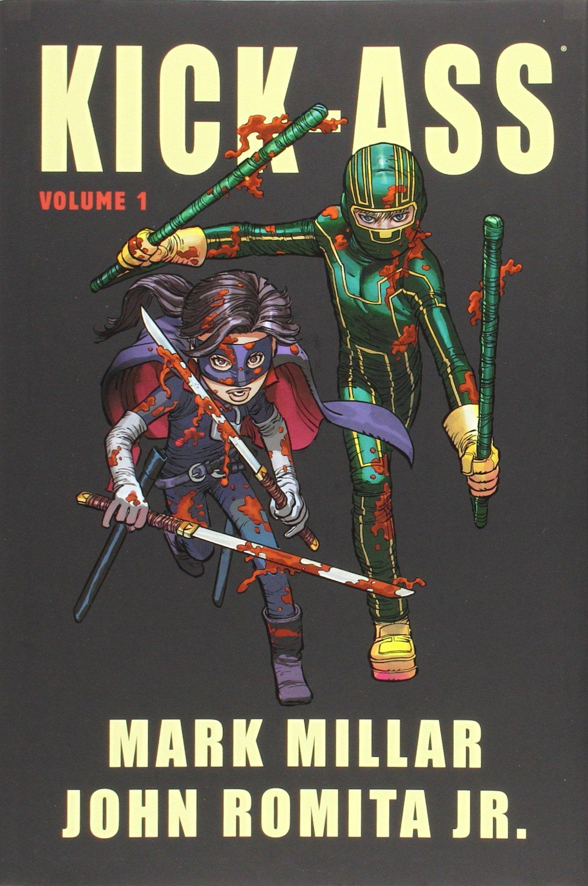 Kick-Ass Volume 1 HC - Used