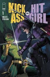 Kick Ass Vs. Hit Girl no. 1 (2020 Series) (MR)