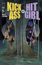 Kick-Ass Vs. Hit-Girl no. 3 (2020 Series) (MR)