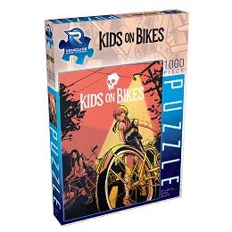 Puzzle: Kids on Bikes (1000 Pieces)