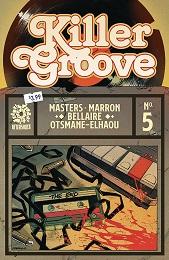 Killer Groove no. 5 (2019 Series)