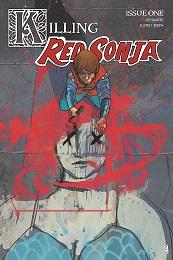 Killing Red Sonja no. 1 (2020 Series)