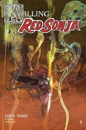 Killing Red Sonja no. 3 (2020 Series)