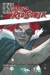 Killing Red Sonja no. 4 (2020 Series)